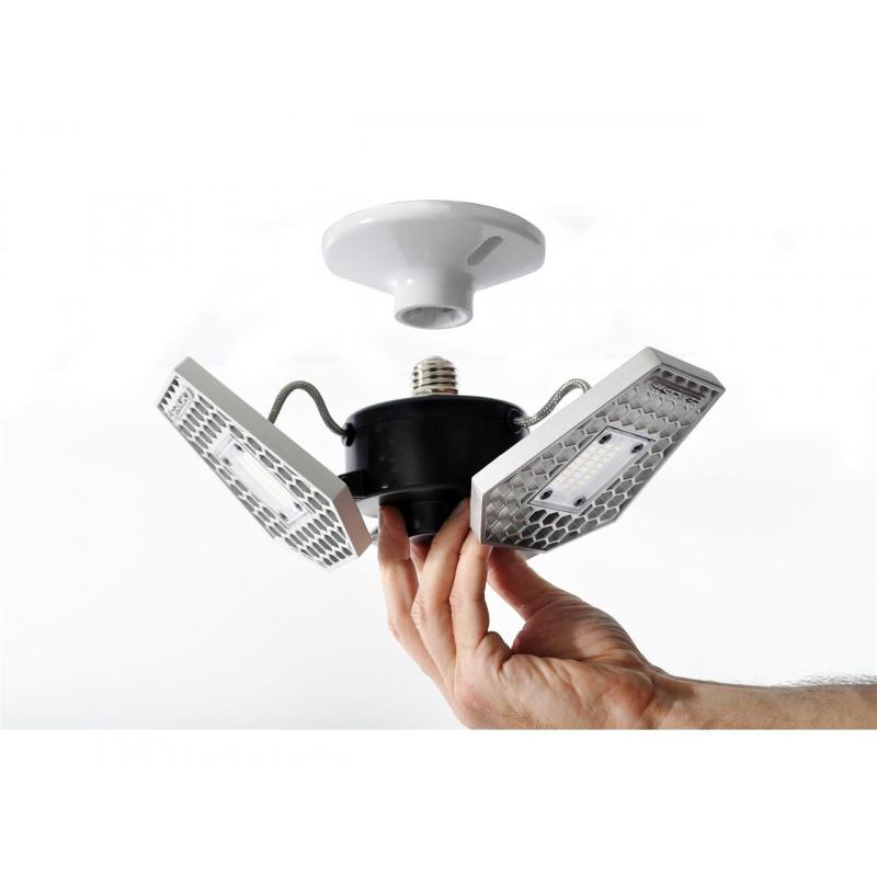 Lampe RISK RACING Striker Trilight LED 3000 lumens
