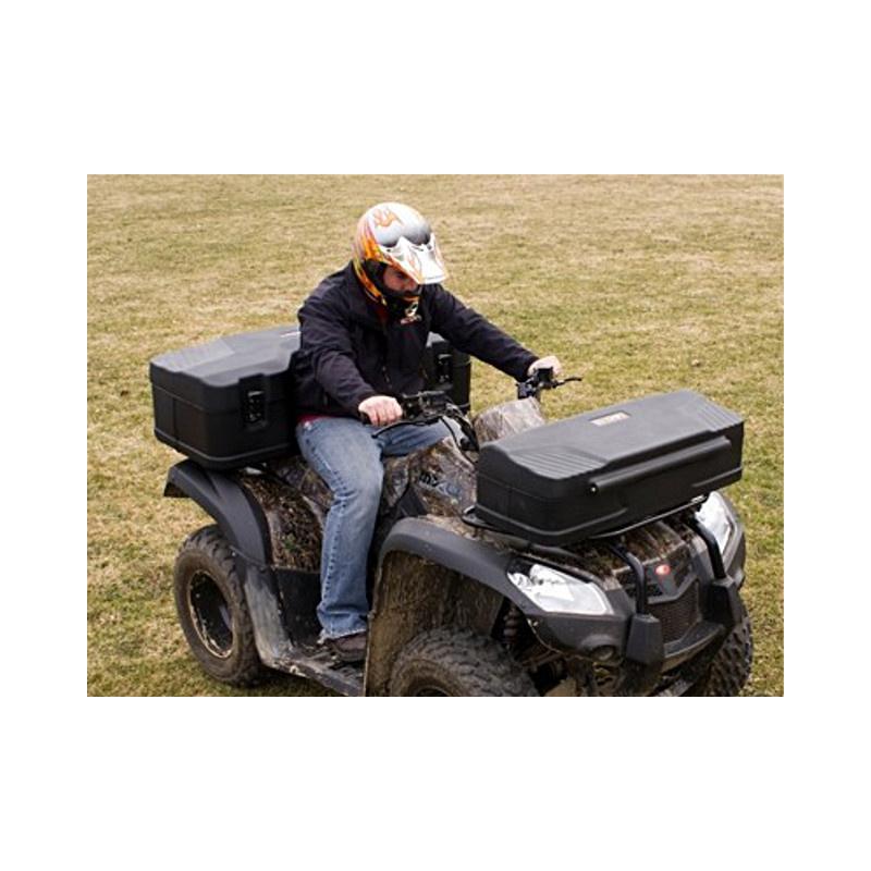 Coffre Kolpin Navigator quad noir