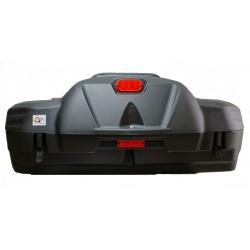Coffre arrière ART Classic quad noir