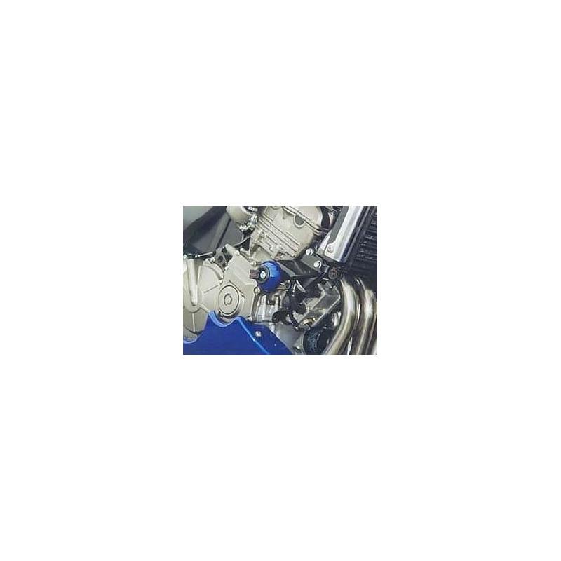 KIT FIXATION CRASH PAD POUR CB600F HORNET 1998-06