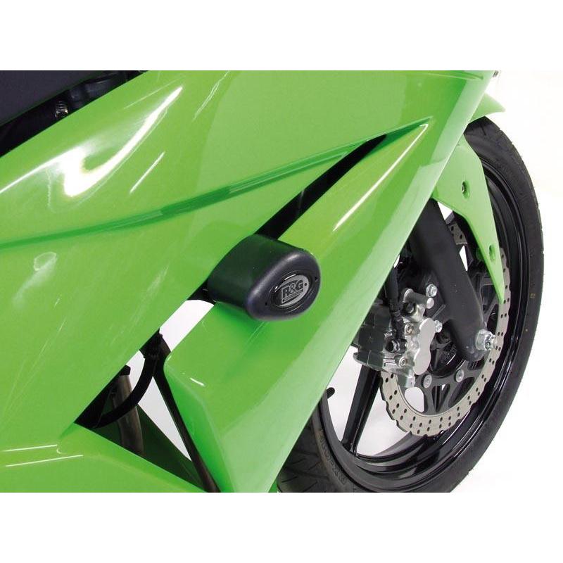 Tampons aéro R&G RACING Kawasaki ZX250R Ninj