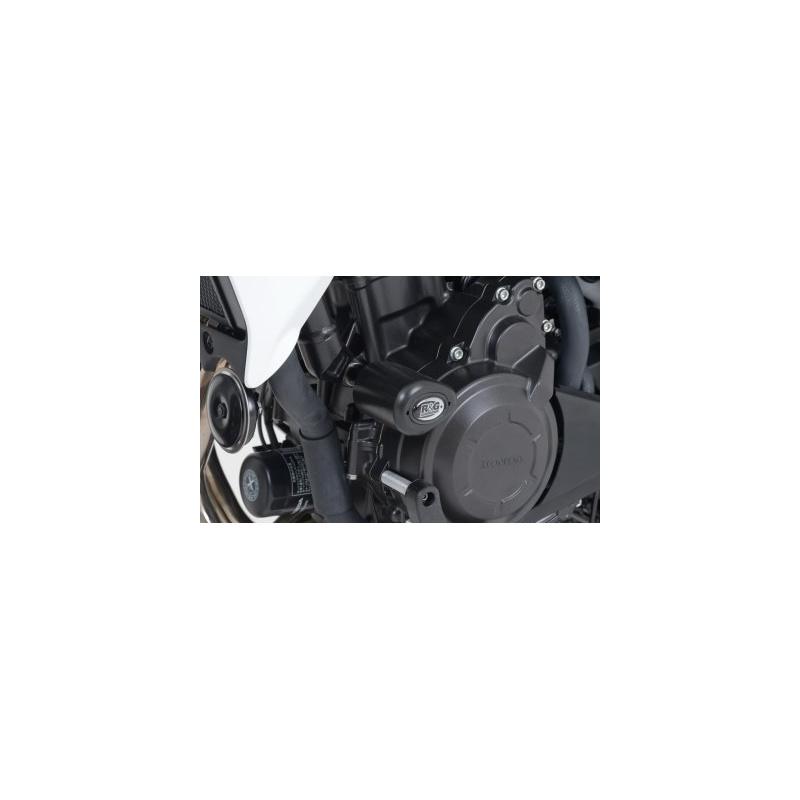Tampon de protection R&G RACING Aero noir Honda CB 500F/X