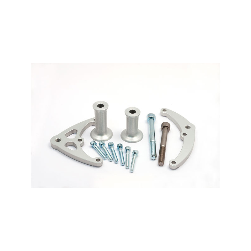 Kit de montage avec adapteur pour Crash Pad LSL Honda CBR500R/F