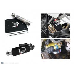 Protection d'amortisseur arrière R&G RACING noir 24,1x29,2 BMW R1200GS
