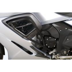 Protection latérales R&G RACING noir Triumph Trophy SE/1200/1215SE