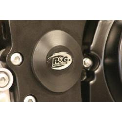 Insert de cadre bas droit R&G RACING pour DR GSXR1000 07-09