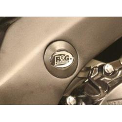 Insert de cadre haut gauche/droit R&G RACING pour GSXR 1000 '07-09