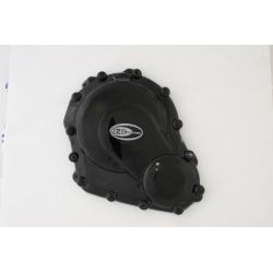 Couvre-carter droit R&G RACING noir Suzuki GSX-R600/750