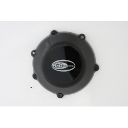 Couvre-carter droit (embrayage) R&G RACING noir Ducati