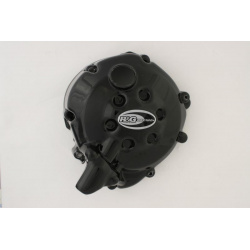 Couvre-carter droit (embrayage) R&G RACING noir Yamaha YZF-R1