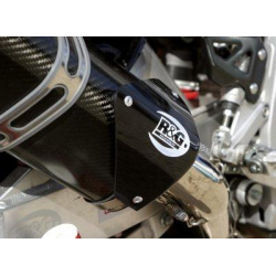 Protection R&G RACING pour silencieux Tri-oval gauche