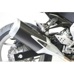 Slider de silencieux R&G RACING pour Z750 07-08