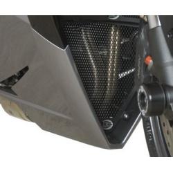 Grille de collecteur R&G RACING noir Triumph Daytona 675
