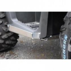 Protections de marche pied AXP alu 4mm Polaris Sportsman 570