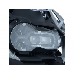 Ecran de protection feu avant R&G RACING translucide BMW R1200GS