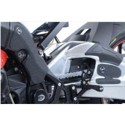 Adhésif anti-frottement R&G RACING cadre/bras oscillant noir 4 pièces BMW S 1000 RR