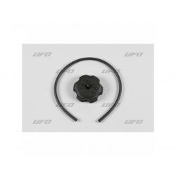 Bouchon de reservoir UFO noir Yamaha YZ125/250