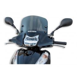 Bulle MALOSSI type sport fumée HONDA SH 300