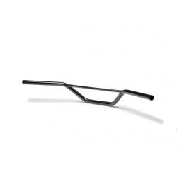 Guidon LSL MX2 Ø22mm acier noir