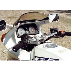 PLAQUE STREET BIKE VFR750F 1988-89 ET CBR1000 1993-99