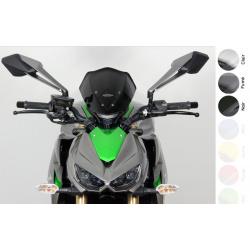 Saute-vent + spoiler MRA clair Kawasaki Z1000