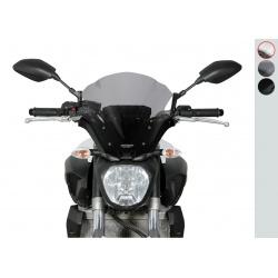Saute-vent MRA Sport clair Yamaha MT-07