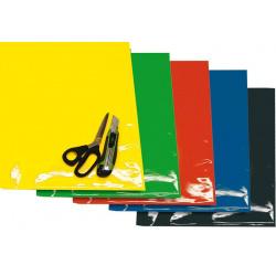 Planches adhésives BLACKBIRD Crystall jaune fluo