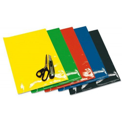 Planches adhésives BLACKBIRD Crystall réspirante jaune fluo
