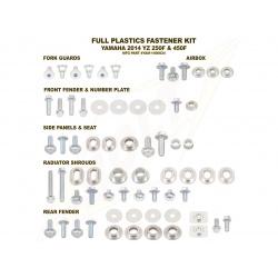 Kit vis complet de plastiques Bolt Yamaha YZ250/450-F