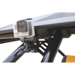Renfort arceau avant DRAGONFIRE RacePace Flying V noir Yamaha YXZ1000R/SE