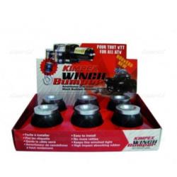 Amortisseur de câble de treuil KIMPEX Winch Bumper (1ere génération) boîte de 6