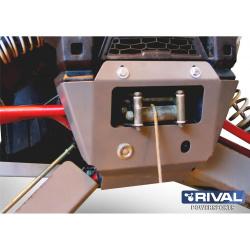 Support de treuil RIVAL Polaris RZR XP1000/Turbo