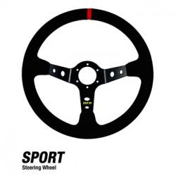 Volant DFRAGONFIRE Suede Sport