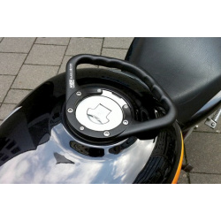 Poignée de réservoir A-SIDER Black Edition 5 vis noir Suzuki