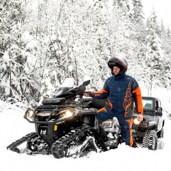 Kit chenilles Kimpex Commander WS4 Can-Am Renegade Outlander G2 12-15