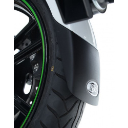 Extension de garde boue avant R&G RACING noir Yamaha Tracer 700