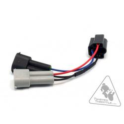 Adaptateur câble DENALI phare H4 vers H9/H11
