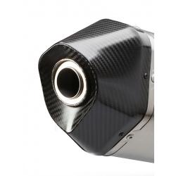 Casquette carbone MIVV Speed Edge