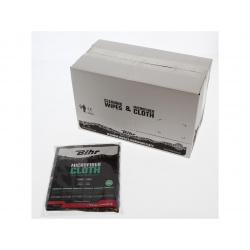 Lingette microfibre BIHR 40x40cm boîte de 20