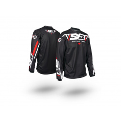 Maillot S3 Racing Team noir taille XL