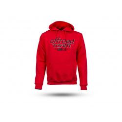 Sweatshirt S3 Off-Road rouge taille XXL