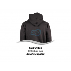Sweatshirt S3 Skull gris taille S