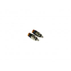 Purgeur de fourche SCAR orange M4x0,7mm fourches WP/Marzocchi/Öhlins