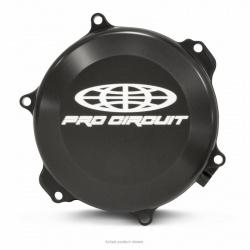 Couvre-carter (embrayage) PRO CIRCUIT aluminium noir Yamaha YZ125