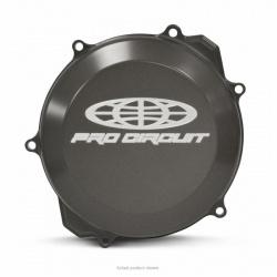 Couvre-carter (embrayage) PRO CIRCUIT aluminium noir Yamaha YZ250
