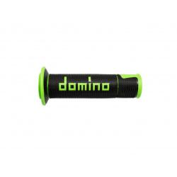 Revêtement DOMINO A450 Street Racing noir/vert