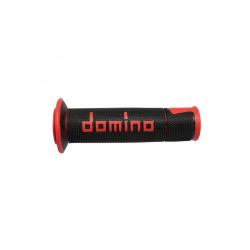 Revêtement DOMINO A450 Street Racing noir/rouge