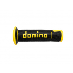 Revêtement DOMINO A450 Street Racing noir/jaune