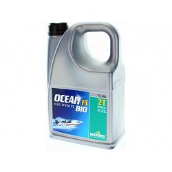 Huile moteur MOTOREX Ocean FS 2T Bio 100% synthétique 4L