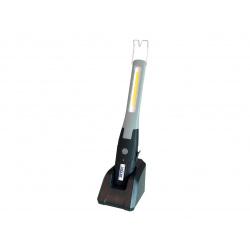 Lampe baladeuse fine rechargeable ZECA LED 250 Lux